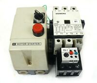 Magnetic Motor Starter Control CAE1D3210  32A 110V Thermal Overload Relay 23-32A