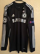 Chelsea Lampard Player Issue Shirt uefa champions league Match Unworn Jersey