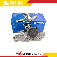 AISIN Water Pump Fit 99-04 Acura MDX Honda Accord Pilot Odyssey J30A J32A J35A