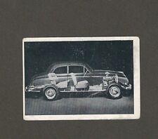 15/809 sammelbild vecchia tecnica Auto Borgward Hansa 1500 vista di sezione anno 1950