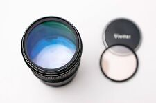 Vivitar 75-205mm f/3.8 Close Focusing Auto Zoom Lens for Canon FD by Kino (2069)