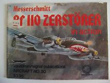 SERIE SQUADRON SIGNAL-MESSERSCHMITT BF 110 Zerstörer -