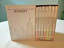 "The Complete Collection ""Sex And The City"" DVD Box Set Six Seasons DVD 17 Discs"