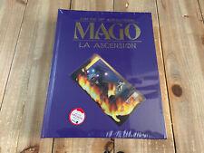 Mago La Ascensión 20 Aniversario - Libro Básico ULTRADELUXE - rol Nosolorol M20