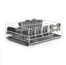 PremiumRacks Professional Dish Rack - 316 Stainless Steel - Fully Customizable -