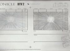 """2003 Lego Bio 00004000 nicle Dtv2 2-Panel Storyboard Sequence 14x8.5"""" A-3 S-28 P-46"""