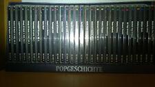 Die Geschichte der Popmusik - 30 CD's im Schuber