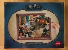 Harry Potter. Hogwarts Puzzle. 1000 Piece Jigsaw. Adults/Older Children. 10+ Yrs