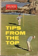 B000ELE4OS Tips from the Top: 52 Golf Lessons by....