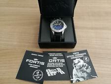 Fortis Official Cosmonauts Armbanduhr für Herren 611.22.148.1