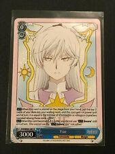 Weiss Schwarz: Cardcaptor Sakura - Yue CH CCS/WX01-081 R