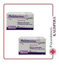 2 MELATONINA MARCO VITI RETARD 1mg + VIT B6 120 CPR SPED. TRACCIATA CON CORRIERE