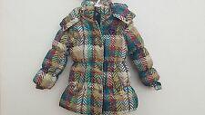 MEXX Steppmantel Winterjacke bunt Gr.86 NEU mit Etikett
