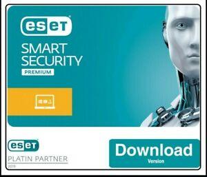 ESET 1PC 3 YEAR Smart Security Premium ESD ►NOD32 Antivirus INSTANT DELIVERY