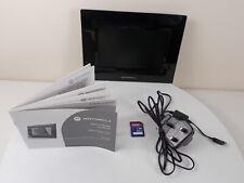 Used Motorola MF700 7'' Digital Photo Frame with Slideshow