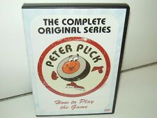 Peter Puck: How To Play The Game (DVD, 2007) Hockey Night In Canada