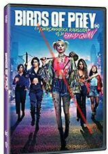 Birds of Prey la Rinascita Harley Quinn (DVD) 2020 nuovo SIGILLATO