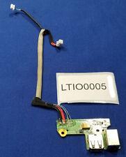LTIO0005 - HP Pavilion DV6000 Series Laptop Power Jack/USB Board DDAT8APB2003307