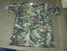 lot of 2 X-LARGE t-shirt buck wear camo advantage timber SS USA made 100% cotton