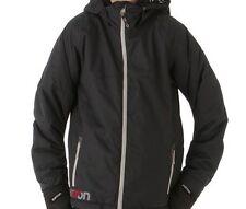 Burton Boys Amped Snowboard Jacket (M) True Black 26582