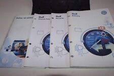 VW   GOLF  4   Betriebsanleitung   Bordmappe  1997  Bedienungsanleitung   BA