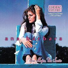 Barbara, Ana : Una Mujer Un Sueno (WDvd) CD
