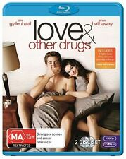 Love And Other Drugs (Blu-ray, 2011, 2-Disc Set)