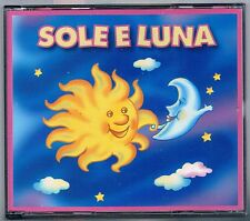 SOLE E LUNA  BOX 3 CD F.C. COME NUOVO!!!