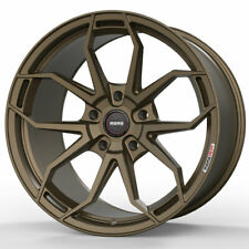 "19"" MOMO RF-5C Bronze 19x9 19x10 Concave Wheels Rims Fits Infiniti G35 Sedan"