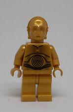 Lego Star Wars C-3PO gold mit goldenen Händen C3PO Roboter C3-PO R2-D2 Neu