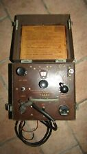 WW2 radio wavemeters class d english