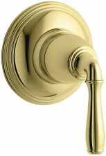 KOHLER T10358-4-PB Devonshire Volume Control Trim Vibrant Polished Brass
