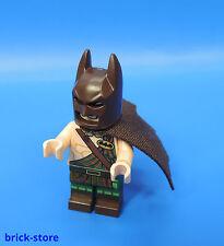 LEGO Le Batman Film / Muscle batman avec marron avec cape,