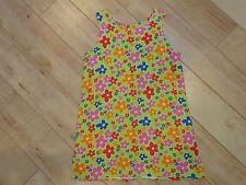 Girl Kelly's Kids Green Flower Dress 7 EUC LN