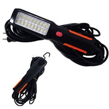 PDR*Torcia da lavoro 18 led smd auto lampada officina meccanico cavo 10mt gancio