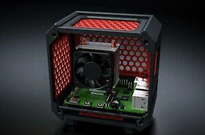 Raspberry PI 4 Tower Case - Neu!