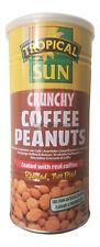 Tropical Sun Crunchy Kaffee Erdnüsse (3er Pack)