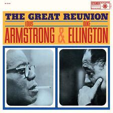 The Great Reunion Louis Armstrong & Du Vinyl 0190295961398
