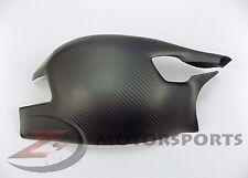 Ducati 848 1098 1198 Rear Swingarm Swing Arm Frame Cover 100% Carbon Fiber Matte