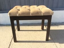 Vintage Mid Rise Footstool