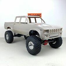 ShrinkRC Body Mounts for RC4WD Mojave 4 door on Axial SCX10ii