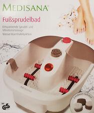 MEDISANA Fußsprudelbad Fußbad Fuß Massage Vibrationsmassage Fußmassage Fussbad