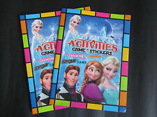 Frozen kids Handwriting, Abc coloring, game ,Activity Sticker Book Christmas