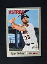 2019 Topps Heritage Base #272 Tyler White - Houston Astros