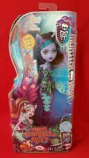 MONSTER HIGH DOLL GREAT SCARRIER REEF CLAWDEEN WOLF GLOWS IN THE DARK 6+