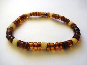genuine  baltic amber  bracelet