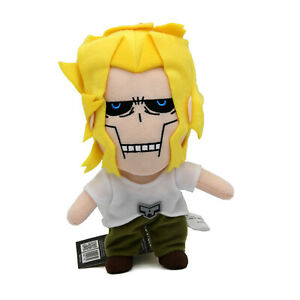 """My Hero Academia 8"""" Plush - ALLMIGHT TRUE FORM New Great Eastern 56752"""