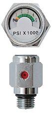 Pony Bottle Pressure Gauge - GA050 mini scuba gauge for back-up bottles