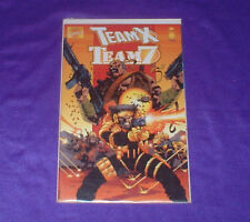 TEAM X TEAM 7 MARVEL IMAGE WOLVERINE X-MEN CROSSOVER GRAPHIC COMIC BOOK