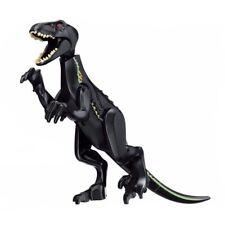 Indominus Indoraptor Jurassic große Dinosaurier Figur PVC Blöcke Kind Spielzeug